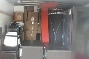 Photo #1: 2 movers w/truck 29.00 per hour flat
