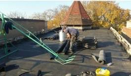 Photo #1: Roofing (we specialize in stopping leaks torch down, cleaning), call now...