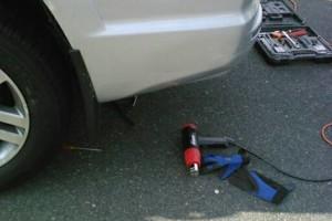 Photo #8: Alex's Mobile Bumper and Dent Repair