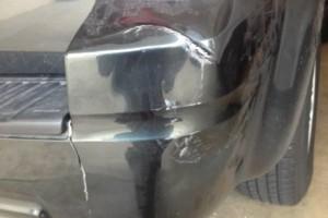 Photo #4: Alex's Mobile Bumper and Dent Repair