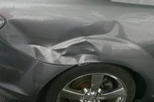 Photo #2: Alex's Mobile Bumper and Dent Repair