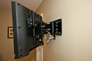 Photo #2: Tv installation (led or led)