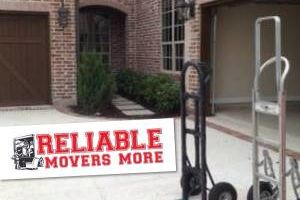 Photo #1: Reliable Mover's & More. Affordable Flat Rate Moving for Hardworking Proffesionals