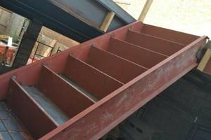 Photo #2: CHEAP PROFESSIONAL railing, iron work, stairs...