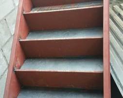 Photo #3: CHEAP PROFESSIONAL railing, iron work, stairs...