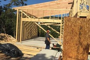 Photo #2: Framing Custom Homes