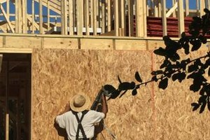 Photo #1: Framing Custom Homes