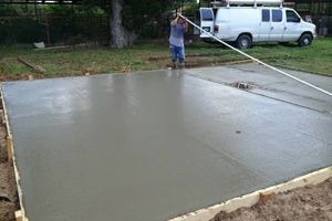 Photo #11: Patio's, Slab's, Driveway's. We Do It All. Give Us A Call For Best Price!