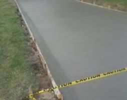 Photo #1: Patio's, Slab's, Driveway's. We Do It All. Give Us A Call For Best Price!