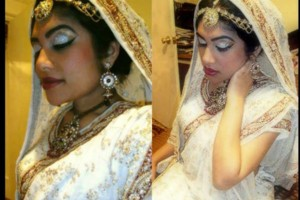 Photo #2: Make Up Artist for Desi/Middle Eastern/Western Brides!