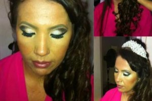Photo #1: Make Up Artist for Desi/Middle Eastern/Western Brides!