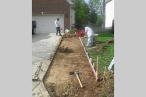Photo #8: ANY CONCRETRE WORK & LAWN CARE. FREE ESTIMATES!!!!!
