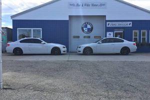 Photo #2: BMW SERVICING. BLUE & WHITE MOTORS