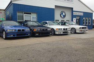 Photo #5: BMW SERVICING. BLUE & WHITE MOTORS