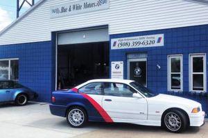 Photo #14: BMW SERVICING. BLUE & WHITE MOTORS