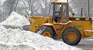 Photo #1: Casto Snowplowing Commercial Services