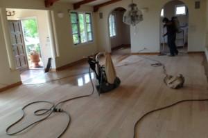 Photo #5: Sanding and refinishing hardwood floors