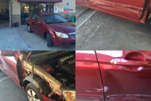 Photo #4: Complete paint job. Special 800$ pricing for Quality car paint!