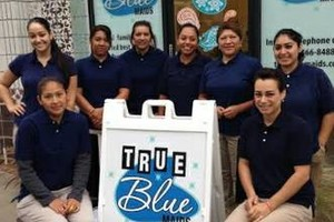 Photo #1: Saving offer! TRUE BLUE MAIDS. FREE INSTANT. QUOTE LOCAL TRUSTED