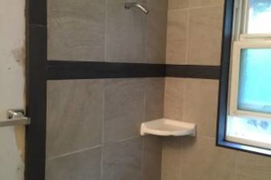 Photo #4: Tile instalation, repair regrout, grout couking and more handyman!