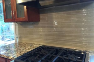 Photo #2: Tile instalation, repair regrout, grout couking and more handyman!