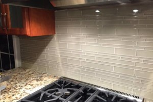 Photo #1: Tile instalation, repair regrout, grout couking and more handyman!