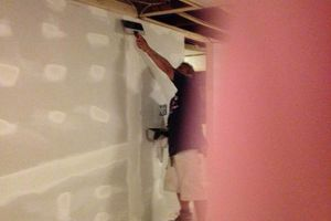 Photo #5: PROFESSIONAL PAINTER AND GENERAL CONSTRUCTION