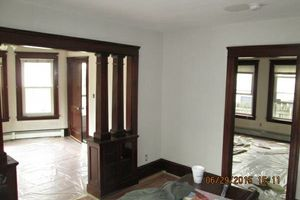 Photo #13: New interior paint & wallpaper removal