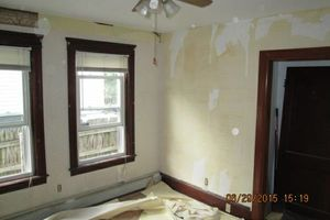 Photo #8: New interior paint & wallpaper removal