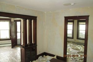 Photo #6: New interior paint & wallpaper removal