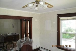 Photo #3: New interior paint & wallpaper removal