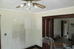 Photo #2: New interior paint & wallpaper removal