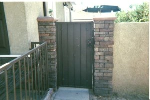 Photo #9: PENA GATES & FENCES