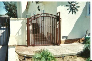 Photo #3: PENA GATES & FENCES