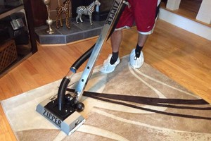 Photo #6: Carpet cleaning. STEAMWAY