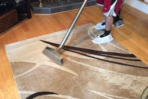 Photo #5: Carpet cleaning. STEAMWAY