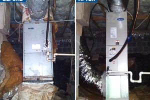 Photo #4: Handyman Solutions - Heating & Air conditioning, Plumbing, Flooring
