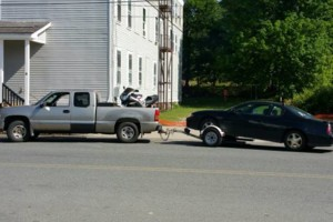 Photo #1: Tow dolly, auto transport towing service