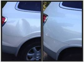 Photo #5: Mobile Auto Body Dent Repairs. Free Estimates