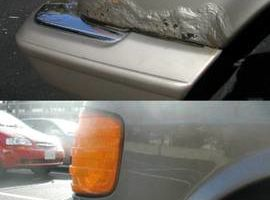 Photo #4: Mobile Auto Body Dent Repairs. Free Estimates