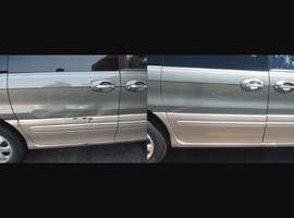 Photo #3: Mobile Auto Body Dent Repairs. Free Estimates