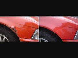 Photo #2: Mobile Auto Body Dent Repairs. Free Estimates
