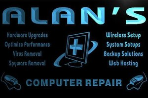 Photo #1: Computer Repair 35$.  Do you have a virus?