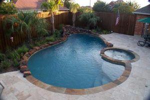 Photo #6: Pool Help? Pool & Yard Renovation? Well, call POOLDOCTORS!