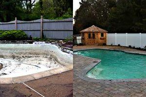 Photo #3: Pool Help? Pool & Yard Renovation? Well, call POOLDOCTORS!