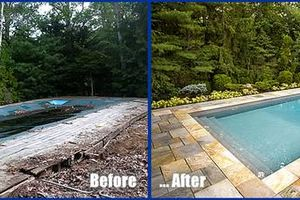 Photo #2: Pool Help? Pool & Yard Renovation? Well, call POOLDOCTORS!