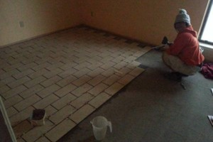 Photo #2: Floor remodeling