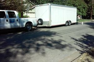 Photo #1: Two Movers and truck - 70 hr (lic and ins)