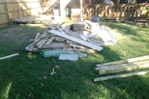 Photo #4: Bush,Trash & Junk Removal