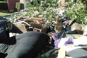 Photo #2: Bush,Trash & Junk Removal